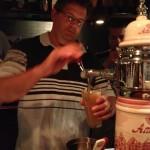 Stap 4: het tappen van het biertje